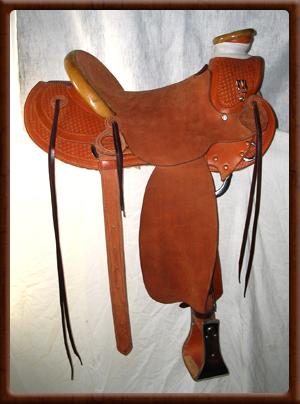 Line Camp Saddles